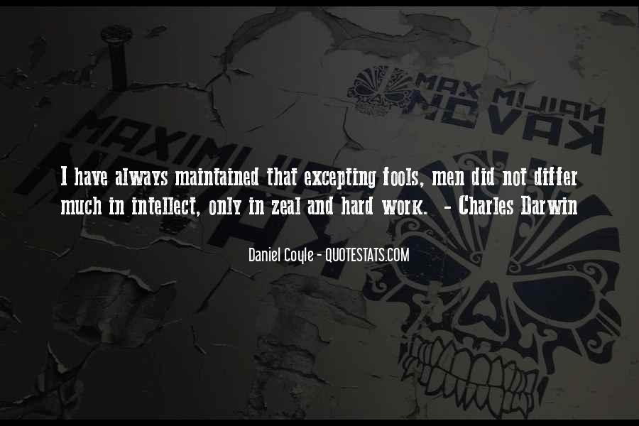 Daniel Coyle Quotes #1022346