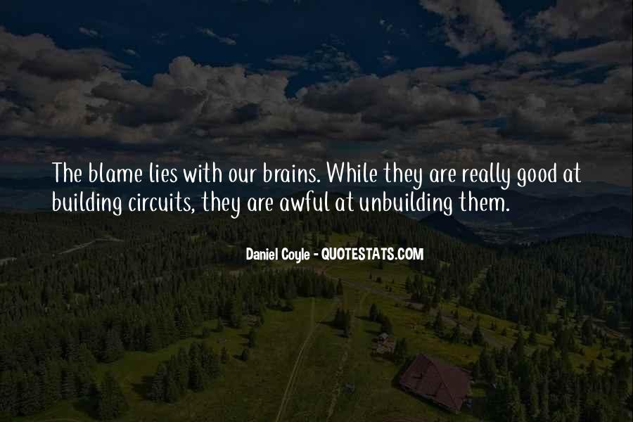 Daniel Coyle Quotes #1298202