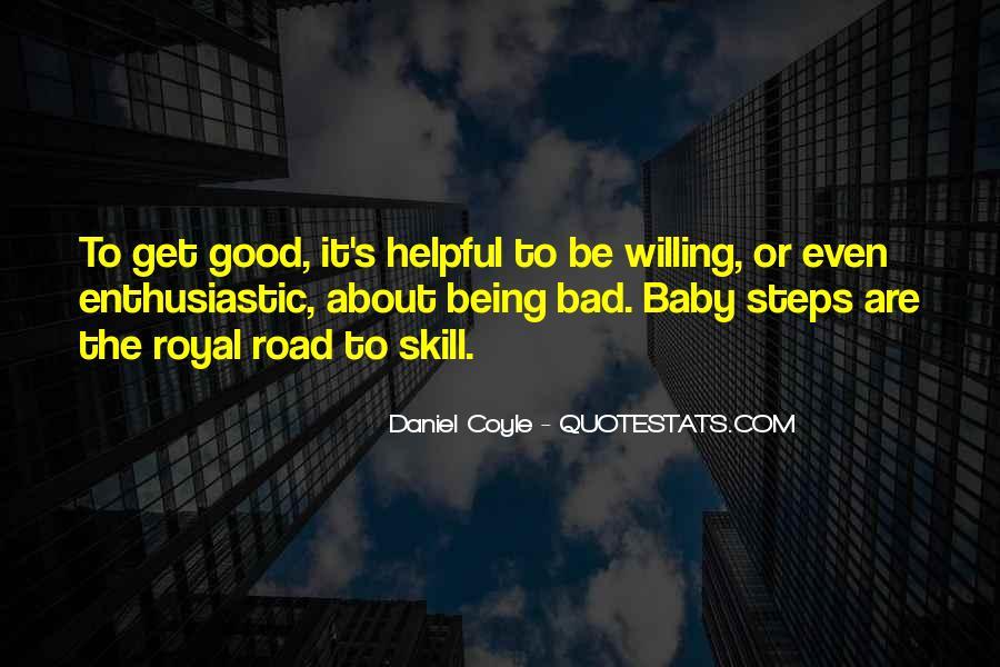 Daniel Coyle Quotes #577259