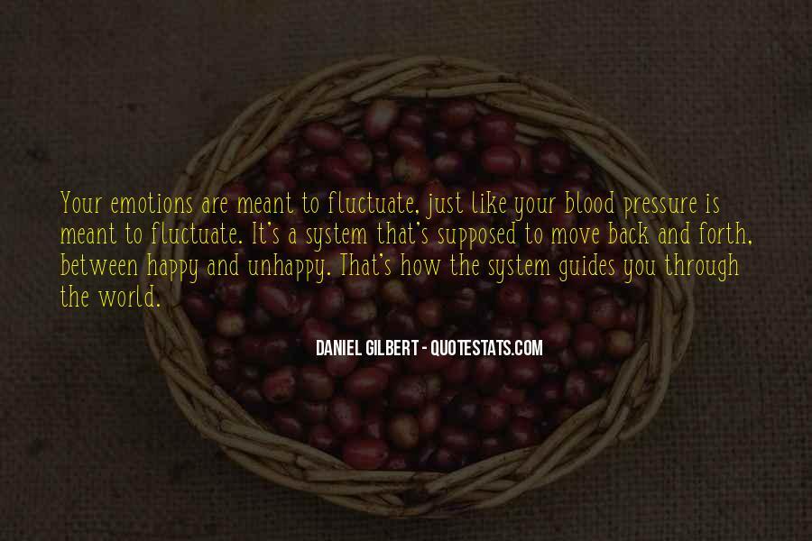 Daniel Gilbert Quotes #348782