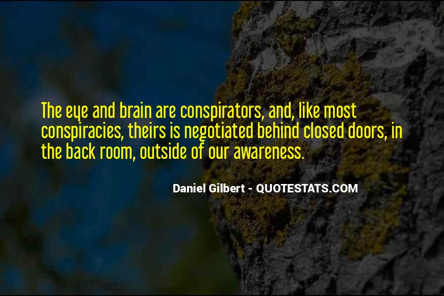 Daniel Gilbert Quotes #60010
