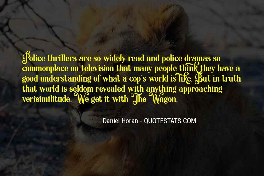 Daniel Horan Quotes #1538987