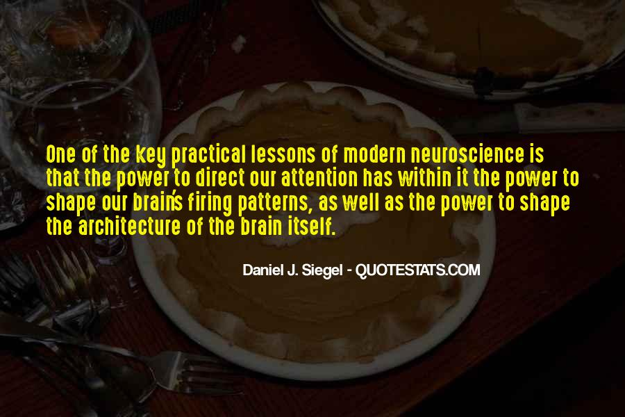 Daniel J. Siegel Quotes #1352360
