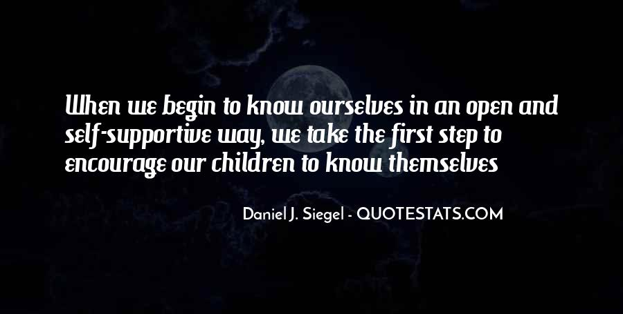 Daniel J. Siegel Quotes #1374125