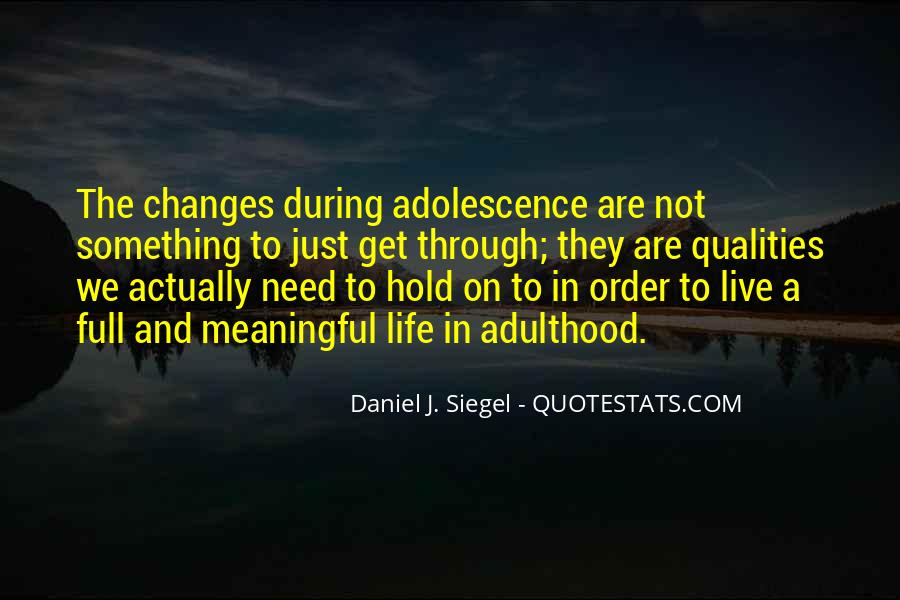 Daniel J. Siegel Quotes #1747986