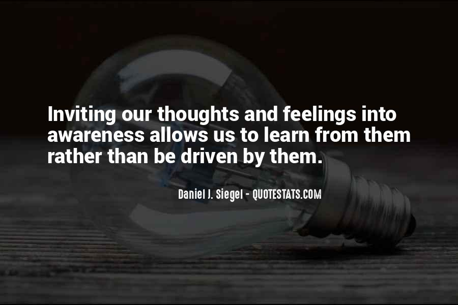 Daniel J. Siegel Quotes #1756889