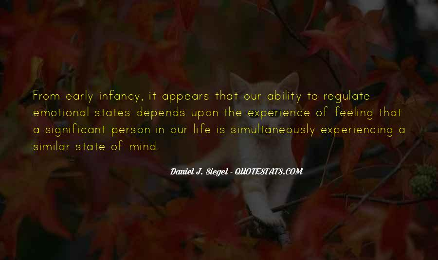 Daniel J. Siegel Quotes #410018