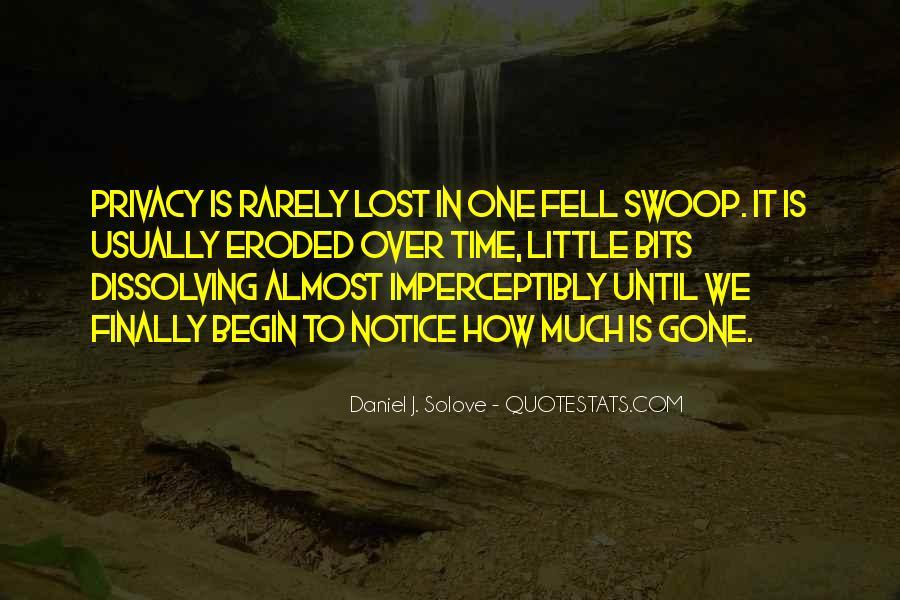 Daniel J. Solove Quotes #181809