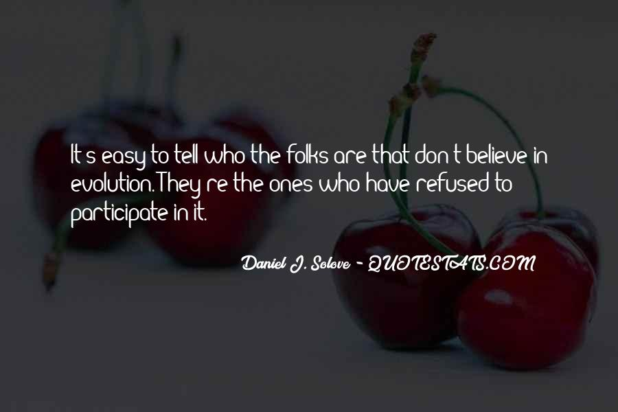 Daniel J. Solove Quotes #9328