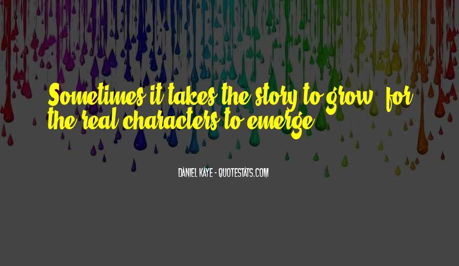 Daniel Kaye Quotes #1688843
