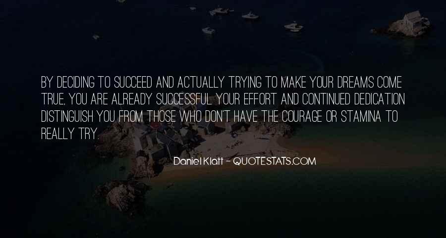 Daniel Klatt Quotes #1289264