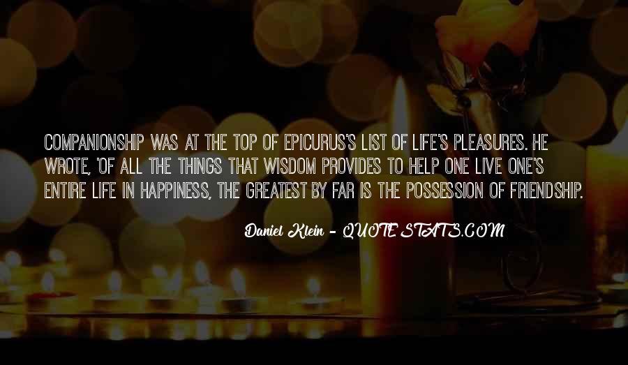 Daniel Klein Quotes #1456654