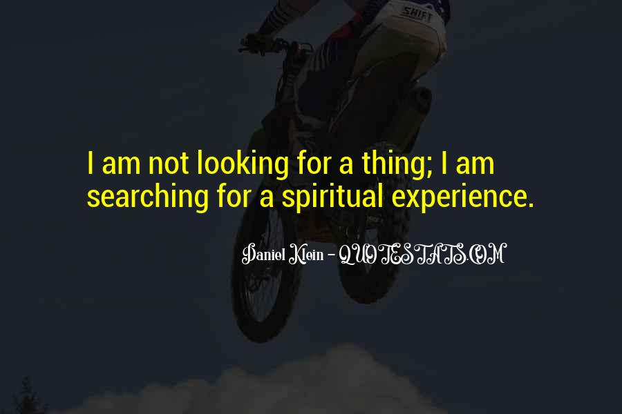 Daniel Klein Quotes #1717449