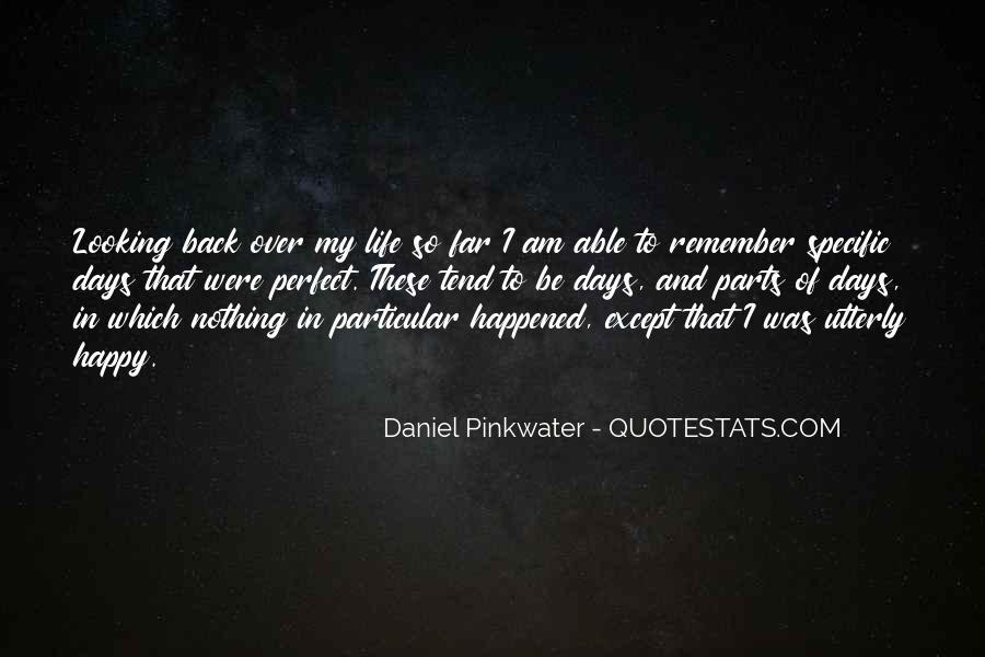 Daniel Pinkwater Quotes #1062789