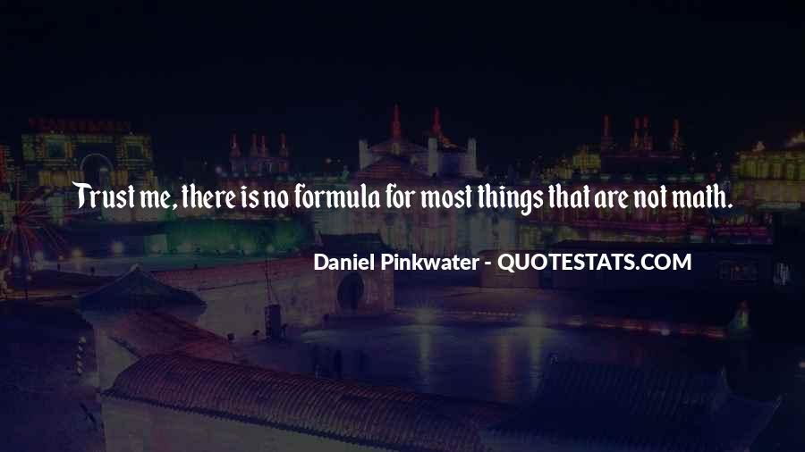 Daniel Pinkwater Quotes #1400309