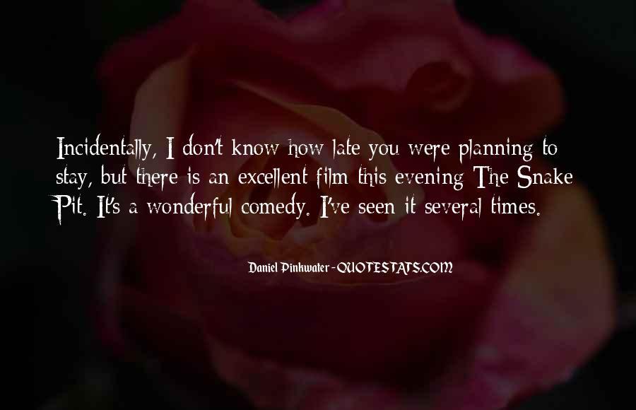 Daniel Pinkwater Quotes #1493427