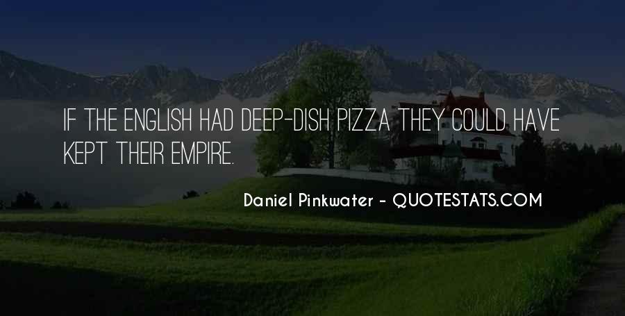 Daniel Pinkwater Quotes #151609