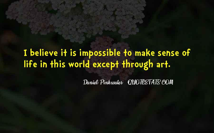 Daniel Pinkwater Quotes #275776