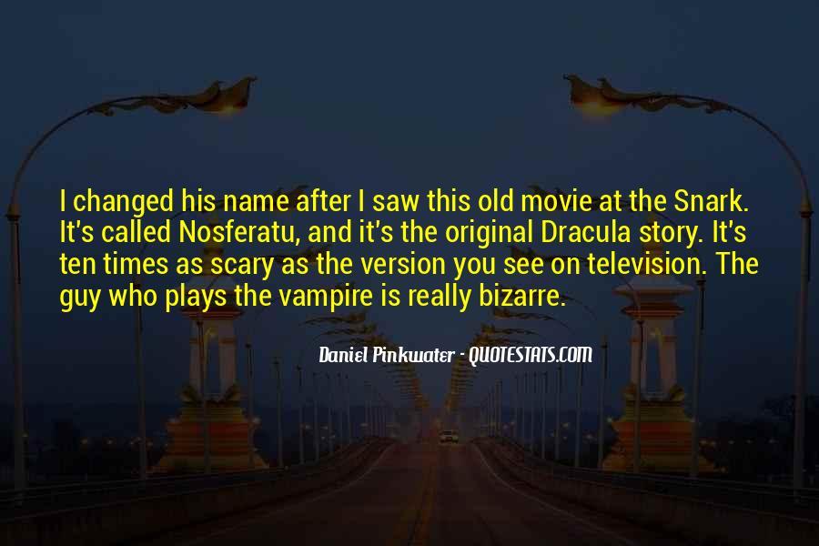 Daniel Pinkwater Quotes #39064