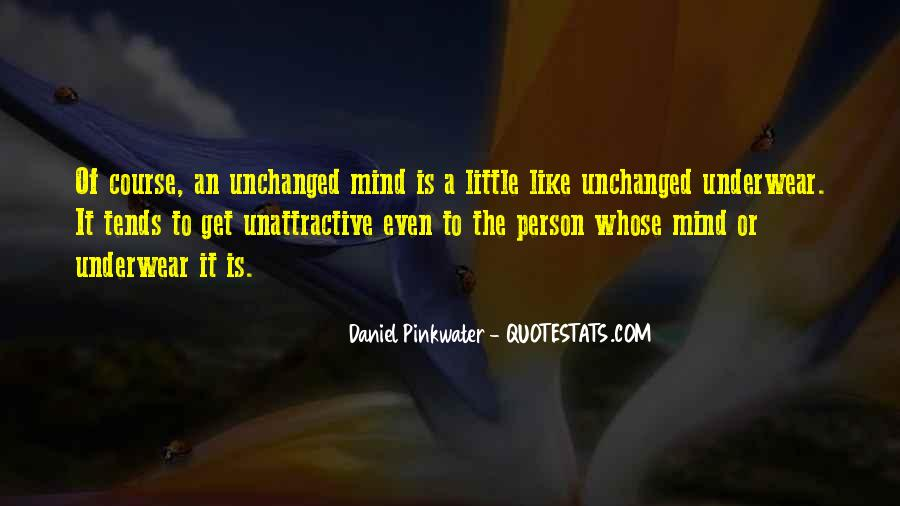 Daniel Pinkwater Quotes #502886