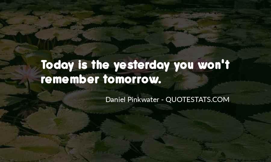 Daniel Pinkwater Quotes #81687