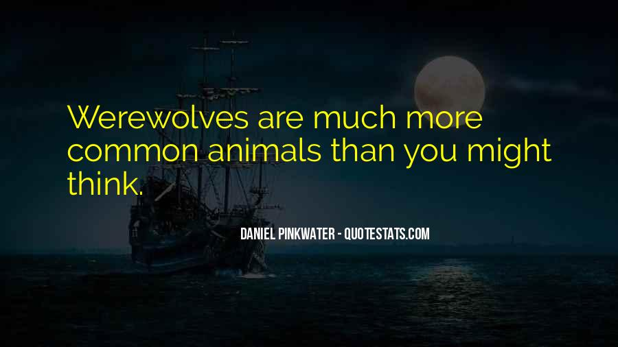 Daniel Pinkwater Quotes #966222