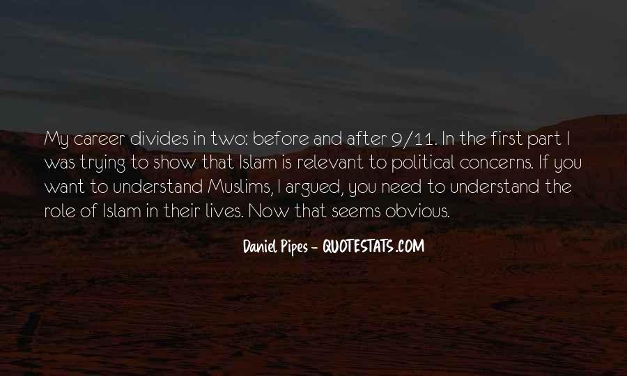 Daniel Pipes Quotes #236688