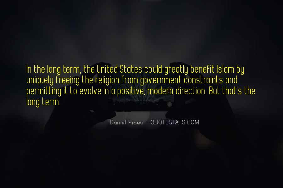 Daniel Pipes Quotes #654627