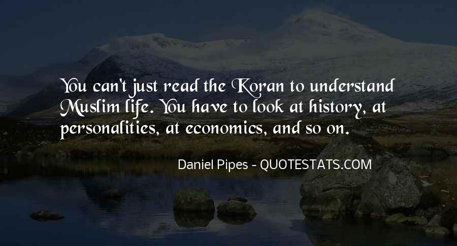 Daniel Pipes Quotes #766138