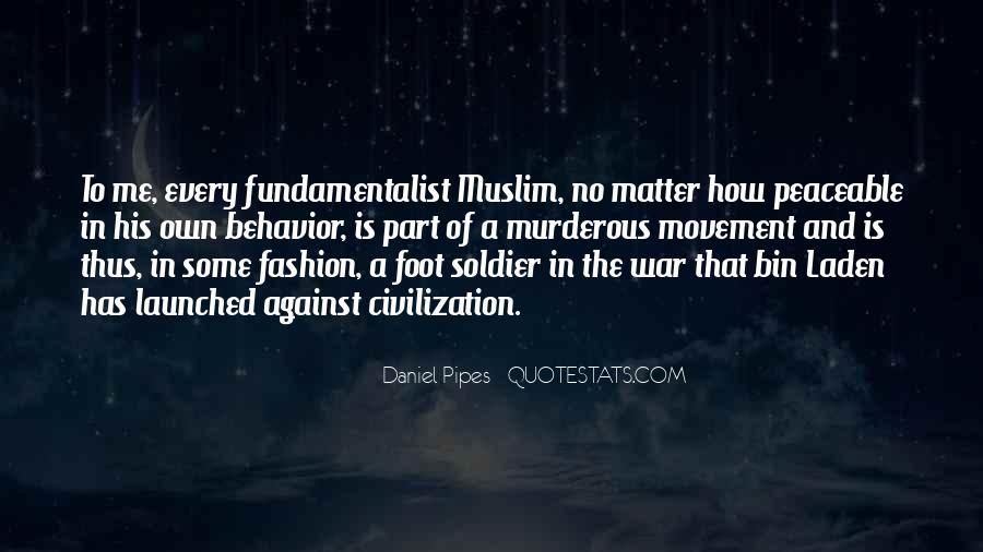 Daniel Pipes Quotes #818
