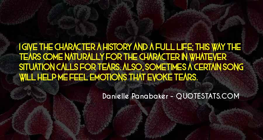 Danielle Panabaker Quotes #1043125