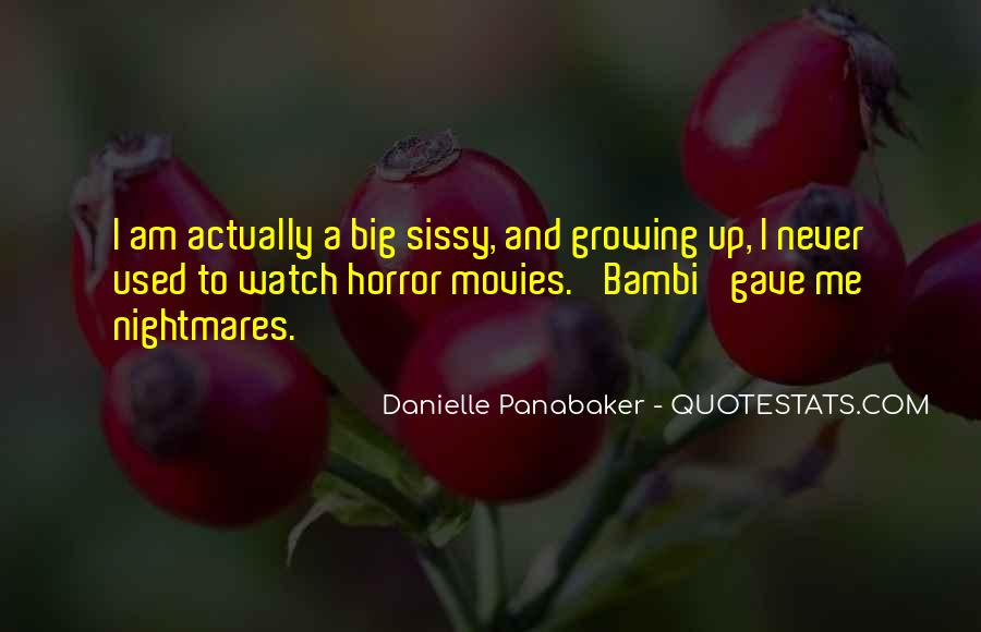 Danielle Panabaker Quotes #1187981