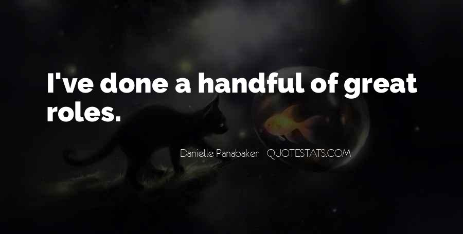 Danielle Panabaker Quotes #1381828