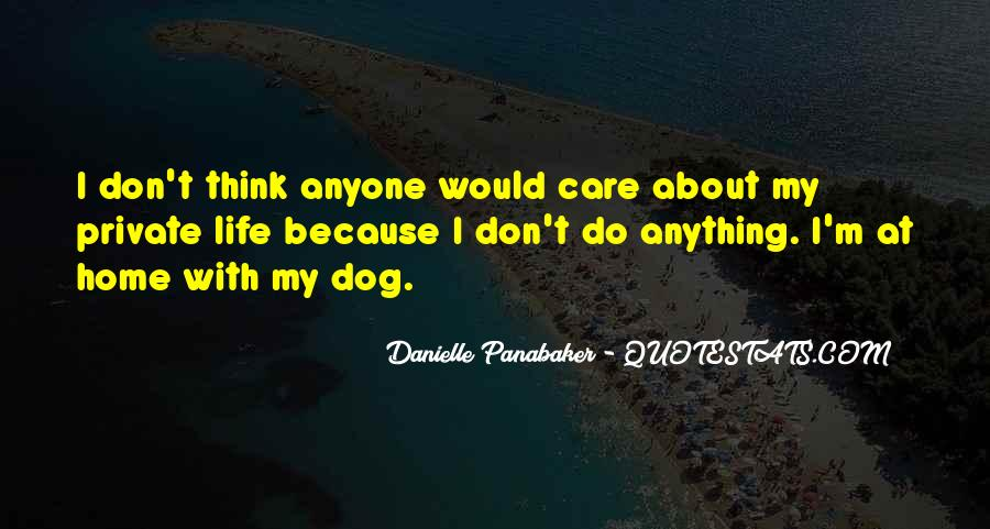 Danielle Panabaker Quotes #1451759