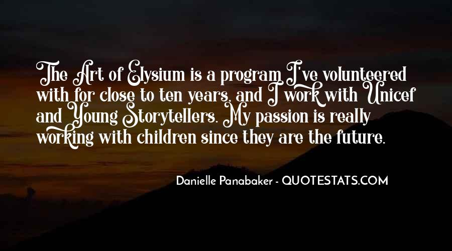 Danielle Panabaker Quotes #1822762