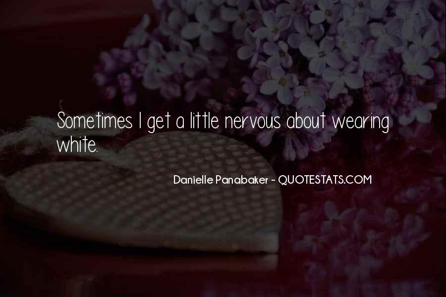 Danielle Panabaker Quotes #282606
