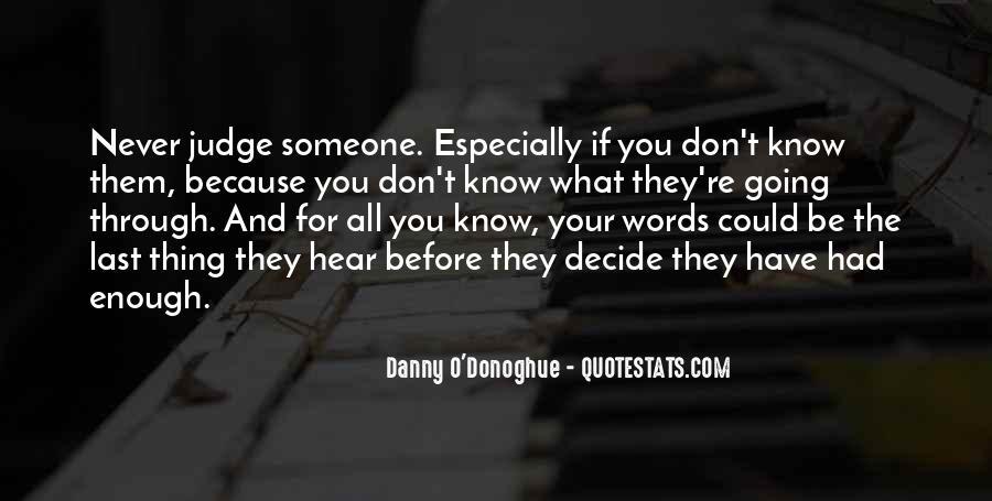 Danny O'Donoghue Quotes #1092870