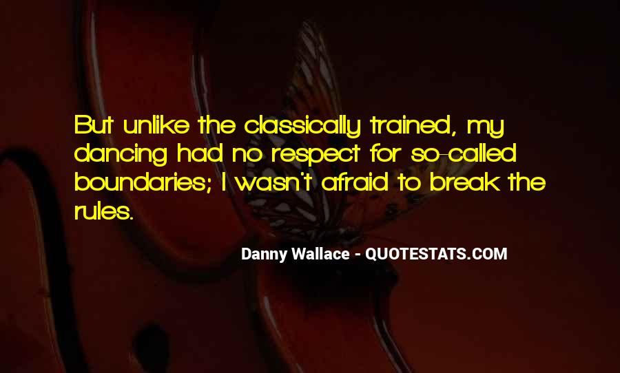 Danny Wallace Quotes #102082