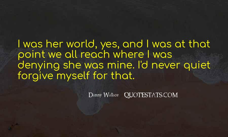 Danny Wallace Quotes #1075392