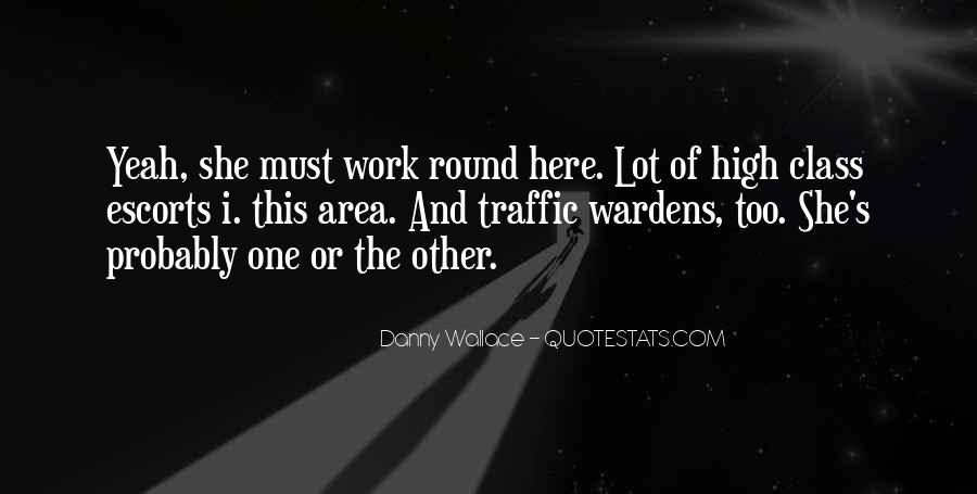 Danny Wallace Quotes #281845