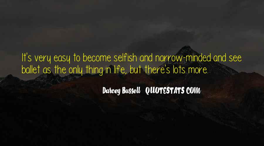 Darcey Bussell Quotes #1376518