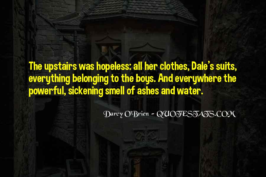 Darcy O'Brien Quotes #1685751