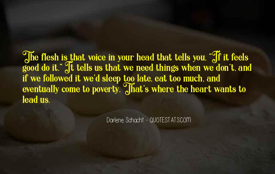 Darlene Schacht Quotes #1259143