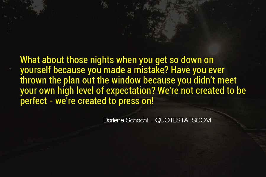 Darlene Schacht Quotes #509161