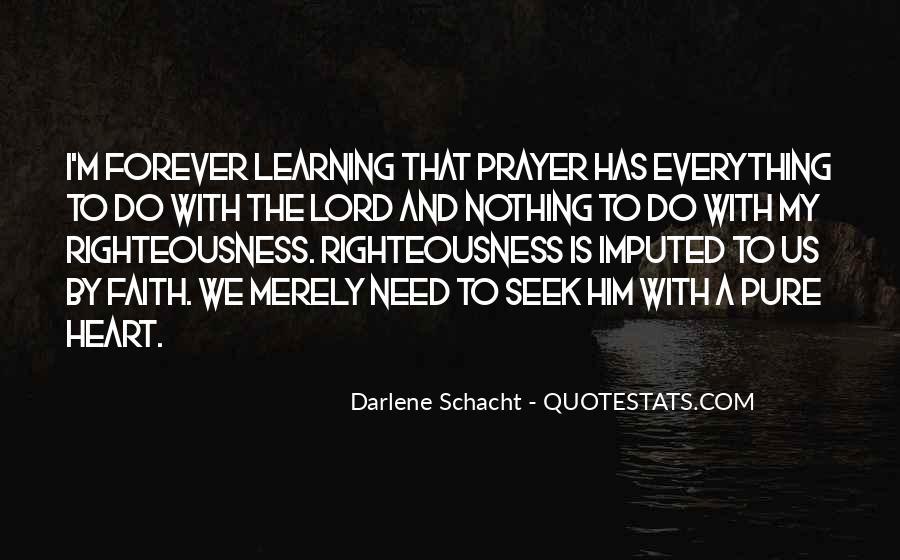 Darlene Schacht Quotes #690698