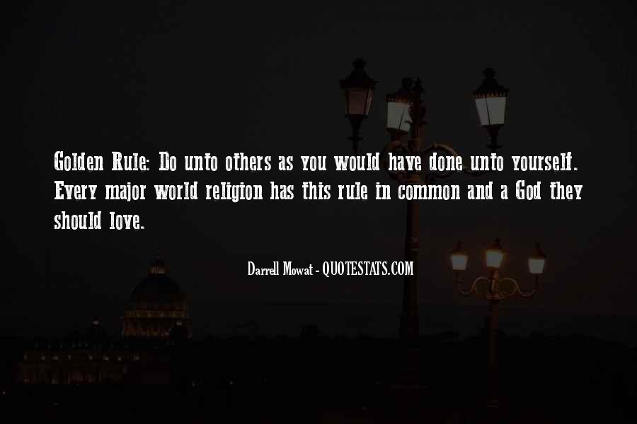 Darrell Mowat Quotes #918802