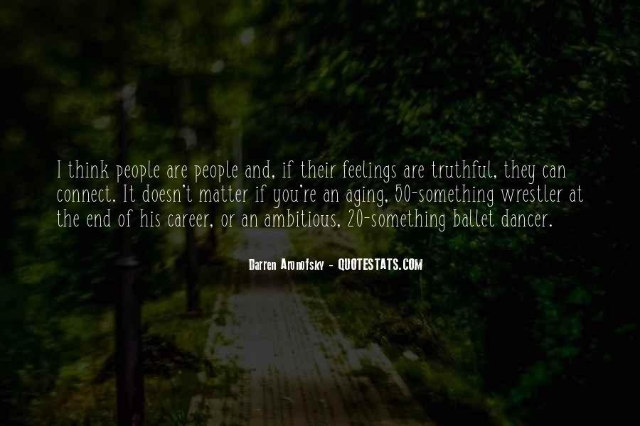 Darren Aronofsky Quotes #1265084