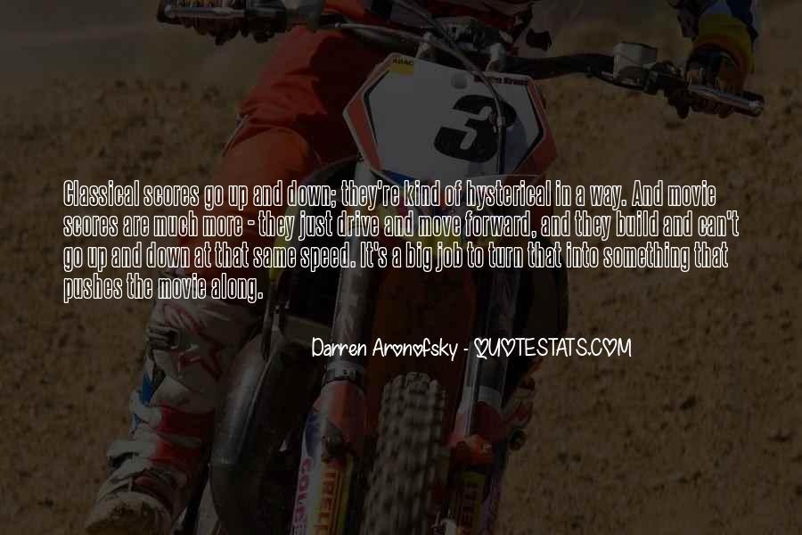 Darren Aronofsky Quotes #1345564