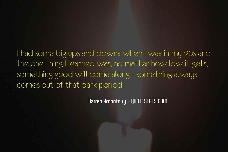 Darren Aronofsky Quotes #1730141