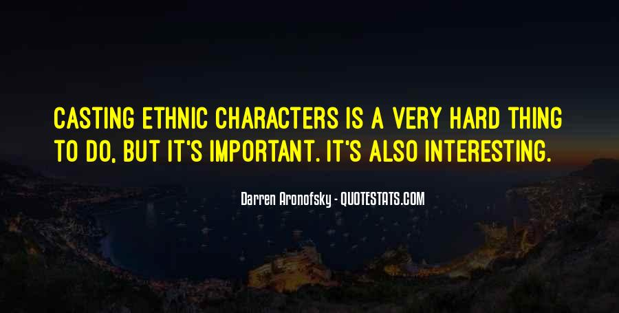 Darren Aronofsky Quotes #1864539